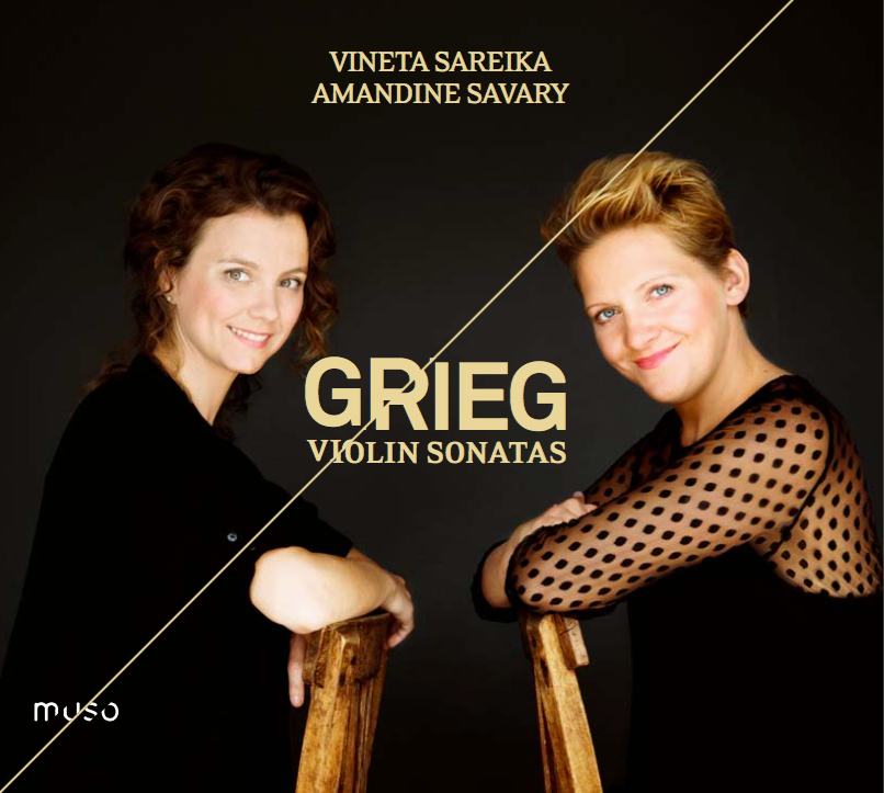 Grieg Cover
